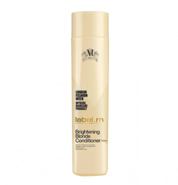 label m brightening blonde conditioner