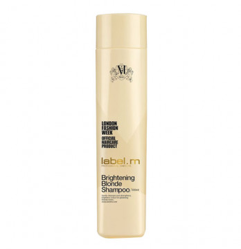 label m brightening blonde